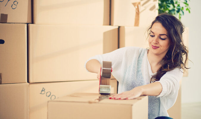 5 Tips for Efficient Packing When Moving Homes