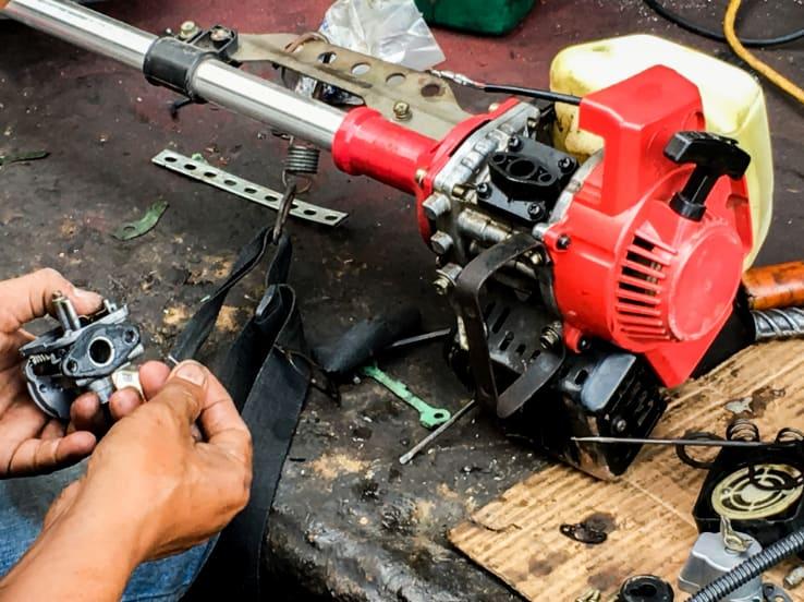 maintenance section