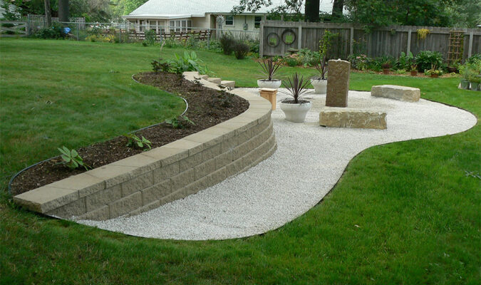 Structural Advantages of Large Block Retaining Walls