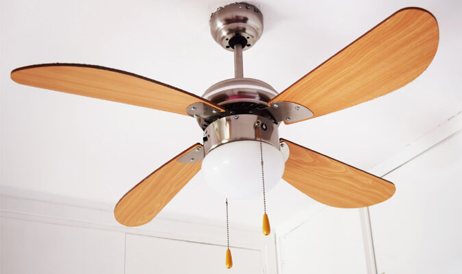 This Is How to Choose a Ceiling Fan for Your House