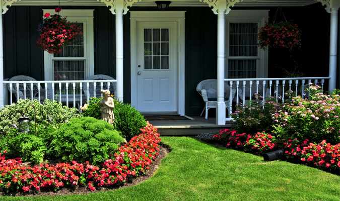 Simple Driveway and Yard Upgrades to Improve Curb Appeal