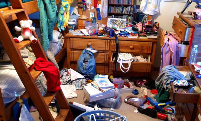 How to Get Rid of Clutter in a House: A Basic Guide