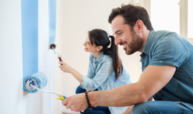 Painting a Home: 7 Interior Painting Tips to Know
