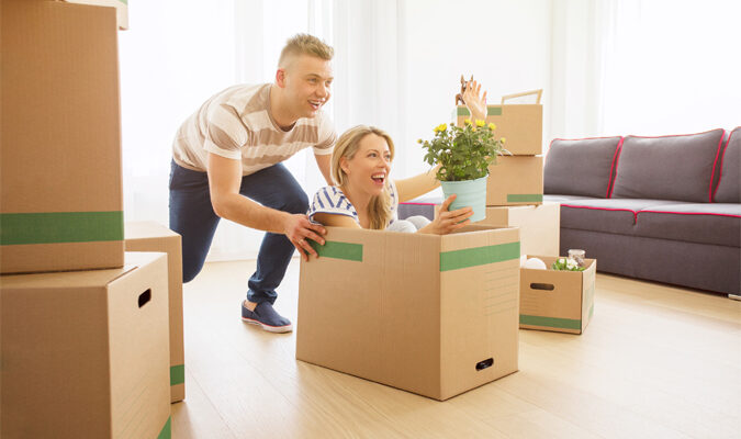 Tips for First Time Owners Moving Into a Home