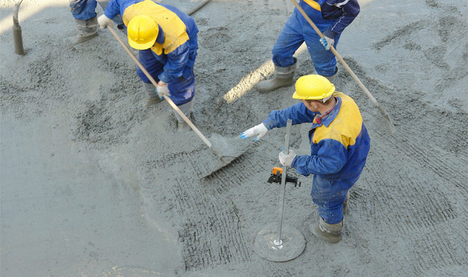 6 Types of Concrete on Their Uses