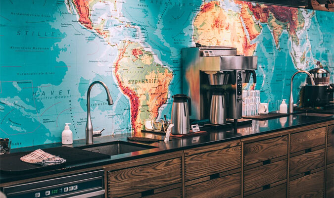 5 Best Ideas World Map Wall Art for Your Home