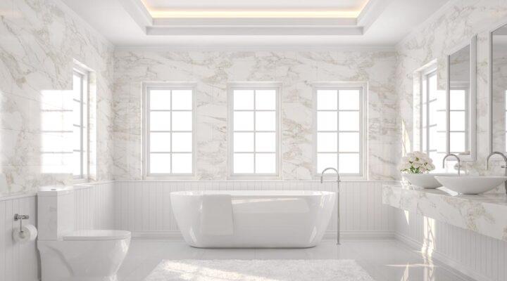 How To Match Wall & Floor Tiles in Your Bathroom