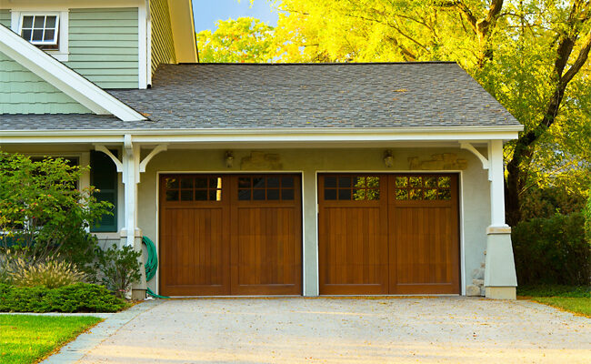 Which Garage Door Material is Right for You?