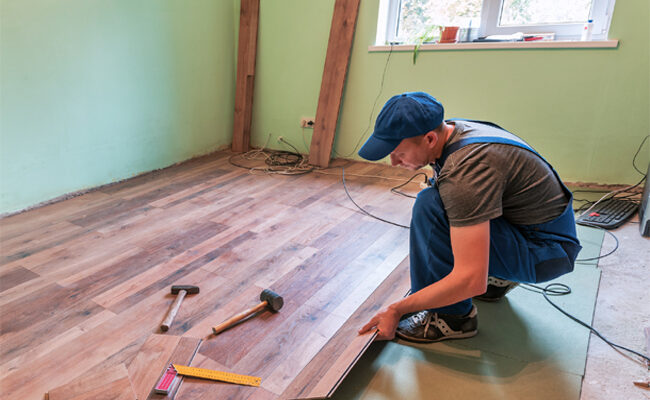 Top 4 Key Signs You Need New Flooring