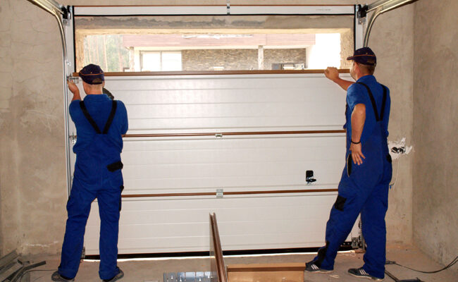 7 Signs That You Might Need a New Garage Door