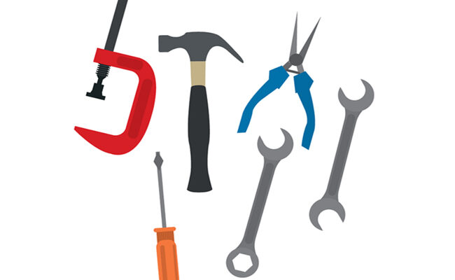 What are the most important hand tools for home?