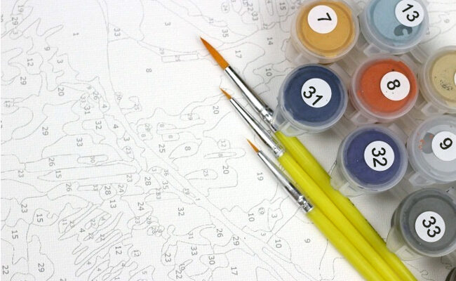 Paint By Numbers: A Captivating and Trending Hobby