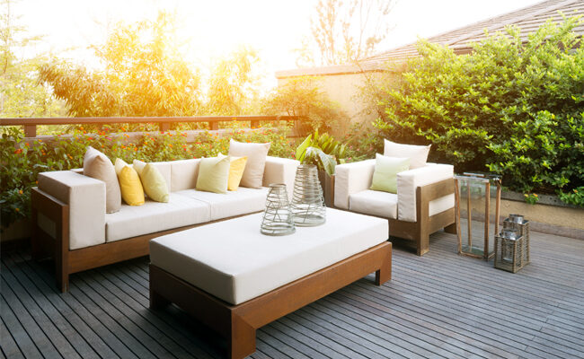 Outdoor Summer Sets: What Type of Outdoor Furniture Is the Most Sturdy?