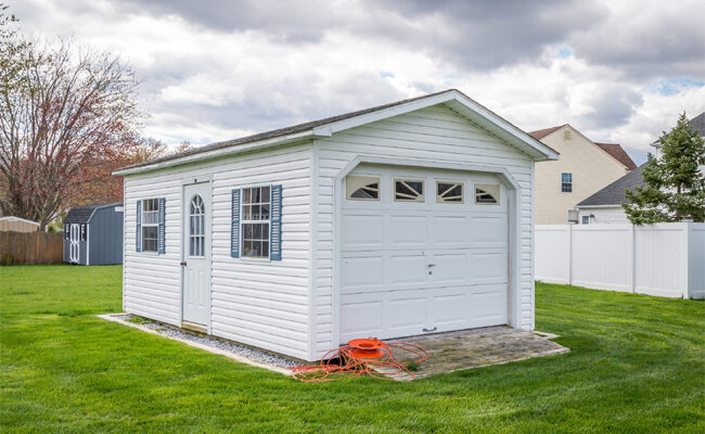 5 Tips on Backyard Shed Maintenance for New Homeowners