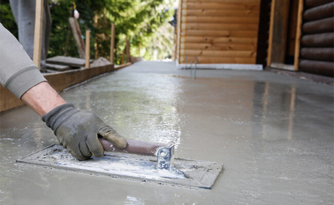 How Much Does It Cost to Install a Concrete Driveway?