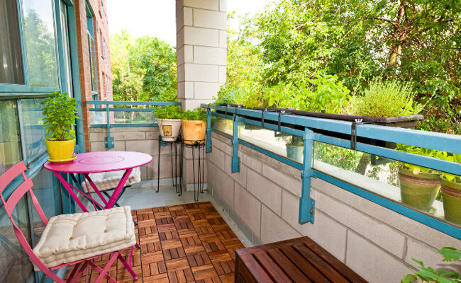 Design Our Balcony With Our Seven expert Tricks