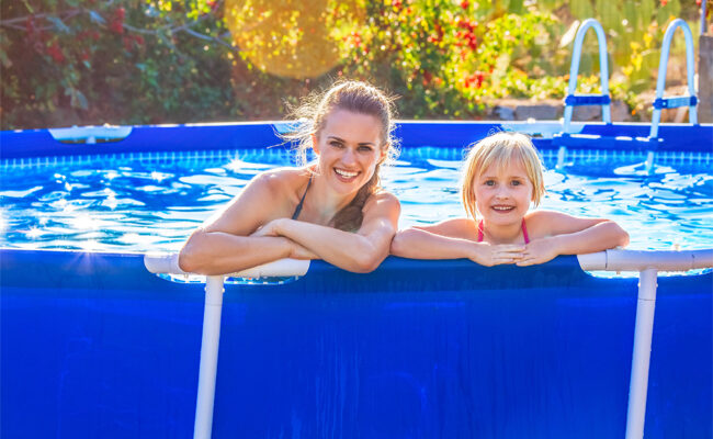 Top Types of Above Ground Pools for Every Type of Yard