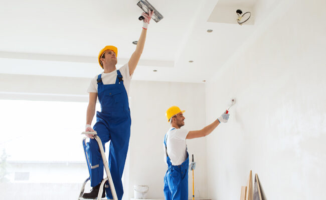 6 Factors to Consider When Choosing House Painting Contractors