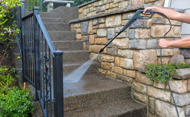 How Does Power Washing Work? A Complete Guide