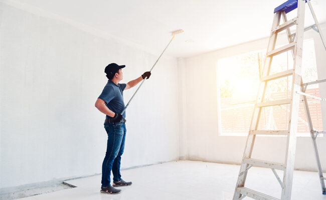 4 Tips for Hiring a Painting Contractor
