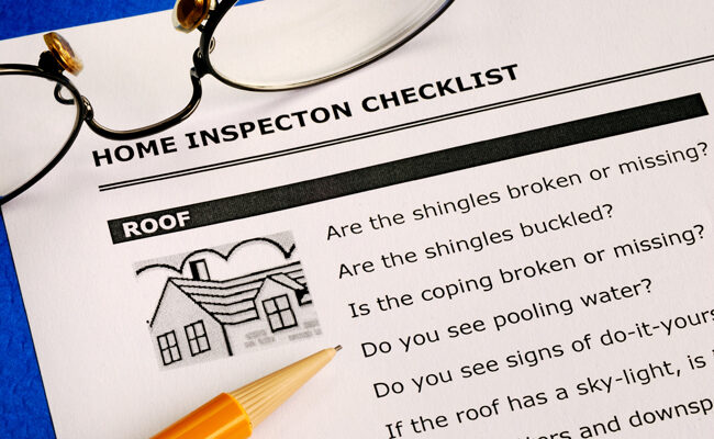 Why You Should Do A Home Inspection Before Moving In