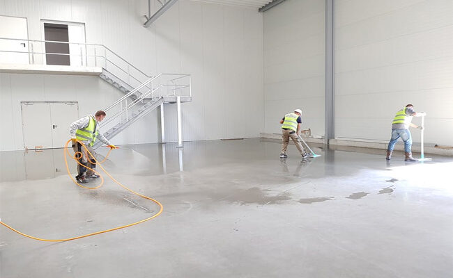 A Complete Guide to Coating Concrete Floors