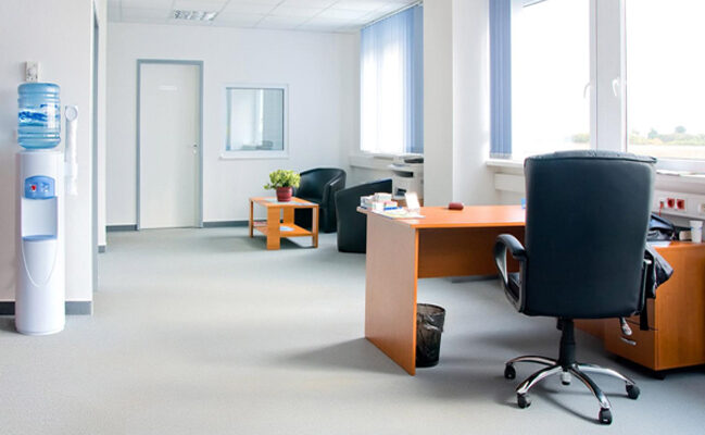 7 Cleaning Tips for a Healthy Office
