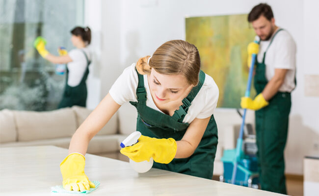 Top 5 Factors to Consider When Hiring Home Cleaning Companies